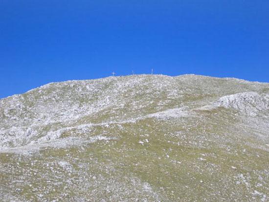 Scorcio del Monte Miletto