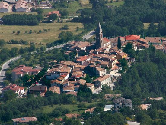 Veduta di San Massimo